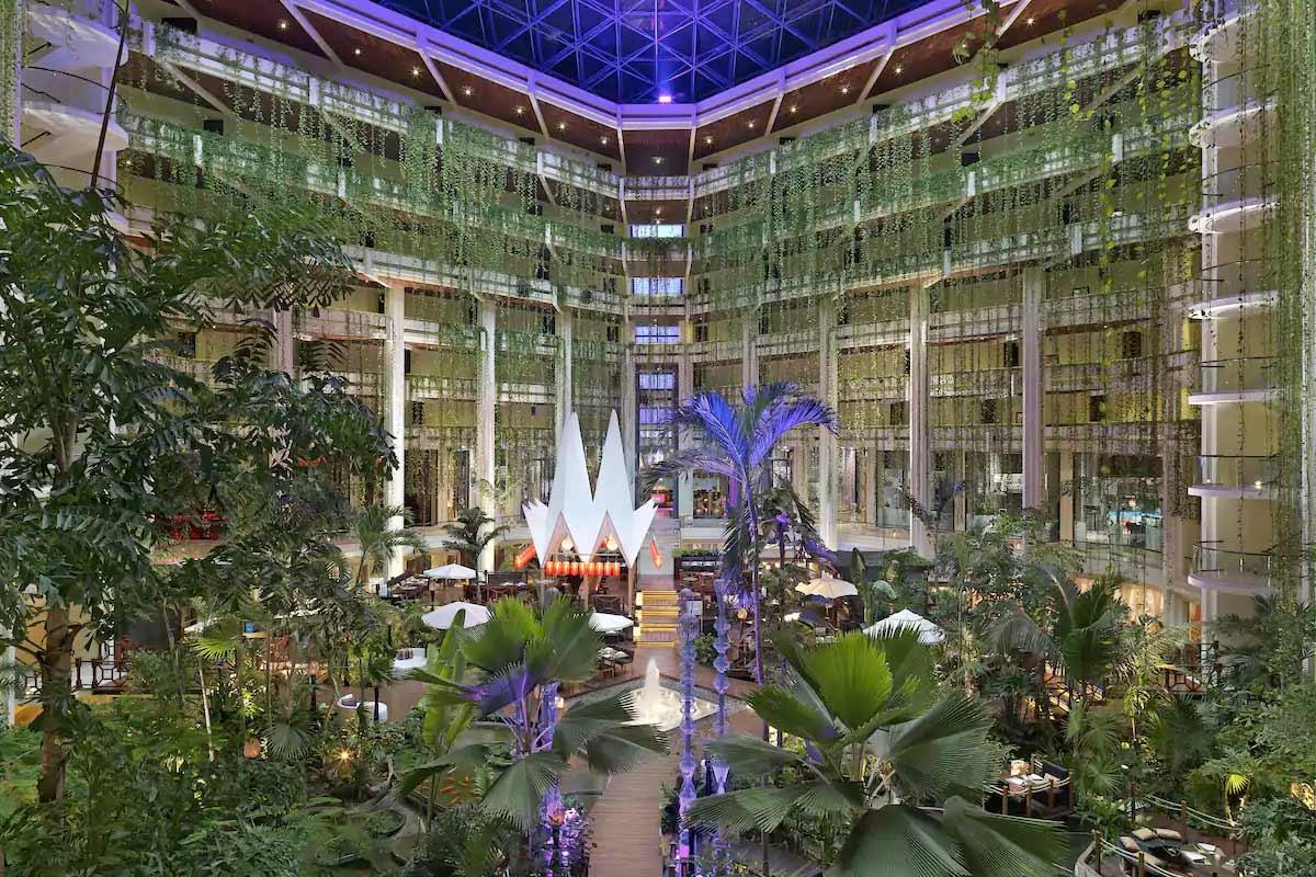 Paradisus Cancun – Cancun – Paradisus Cancun All Inclusive Hotel & Resort